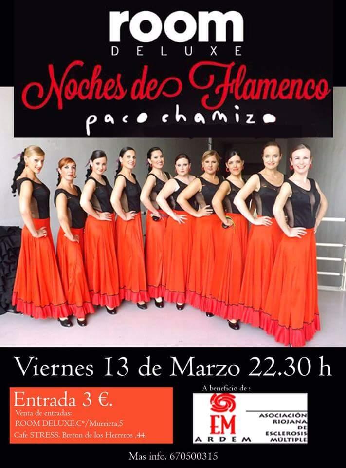 noches de flamenco ardem