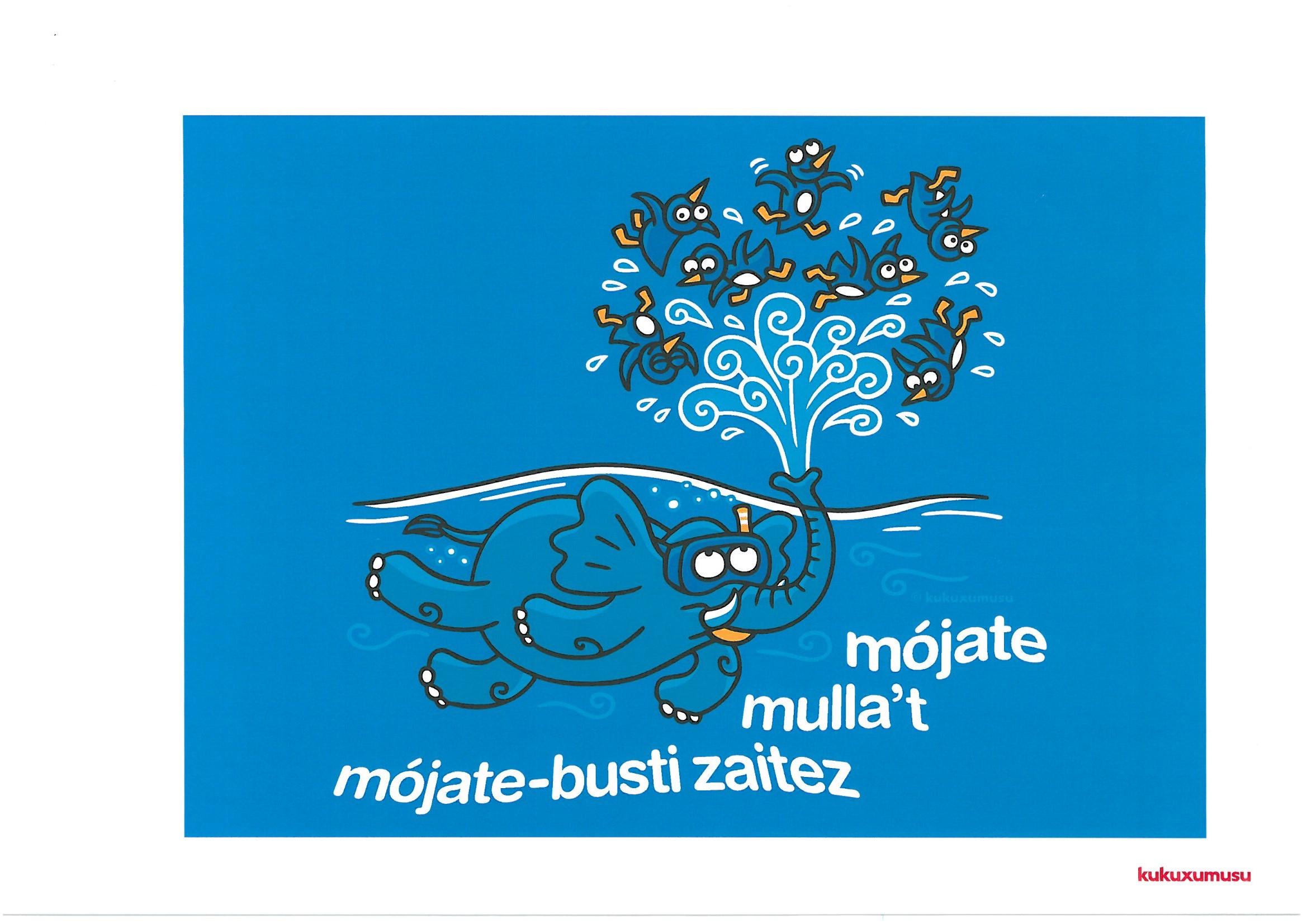 Campaña Mójate 2015
