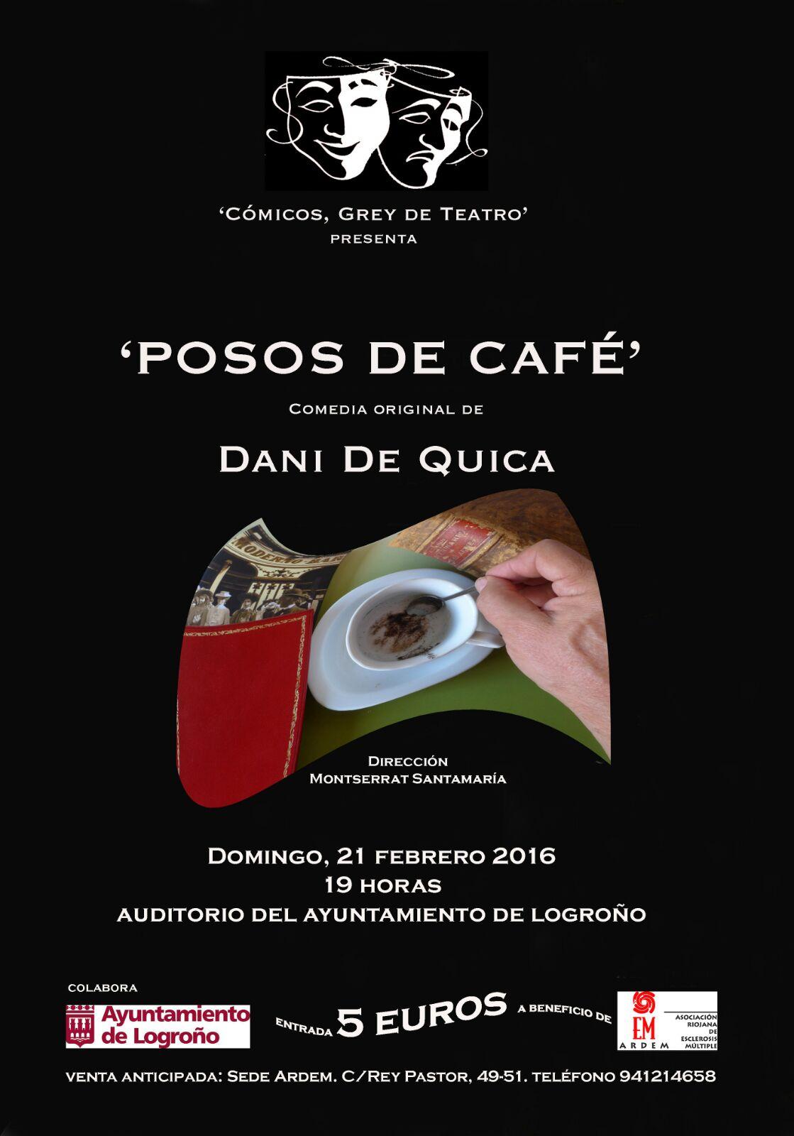 Teatro : Posos de Café