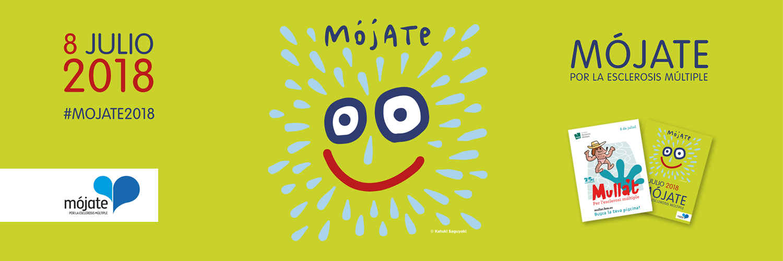 Campaña Mójate 2018