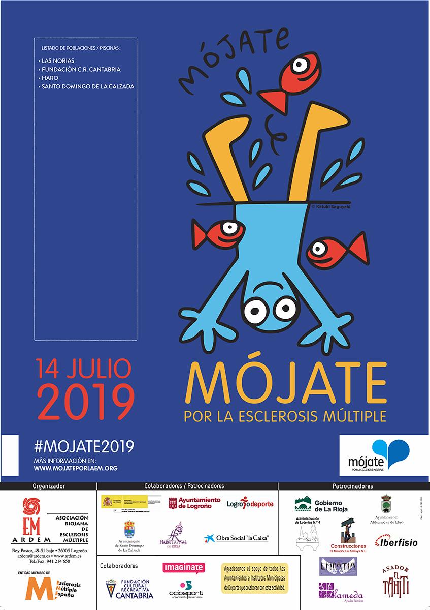 Campaña Mójate