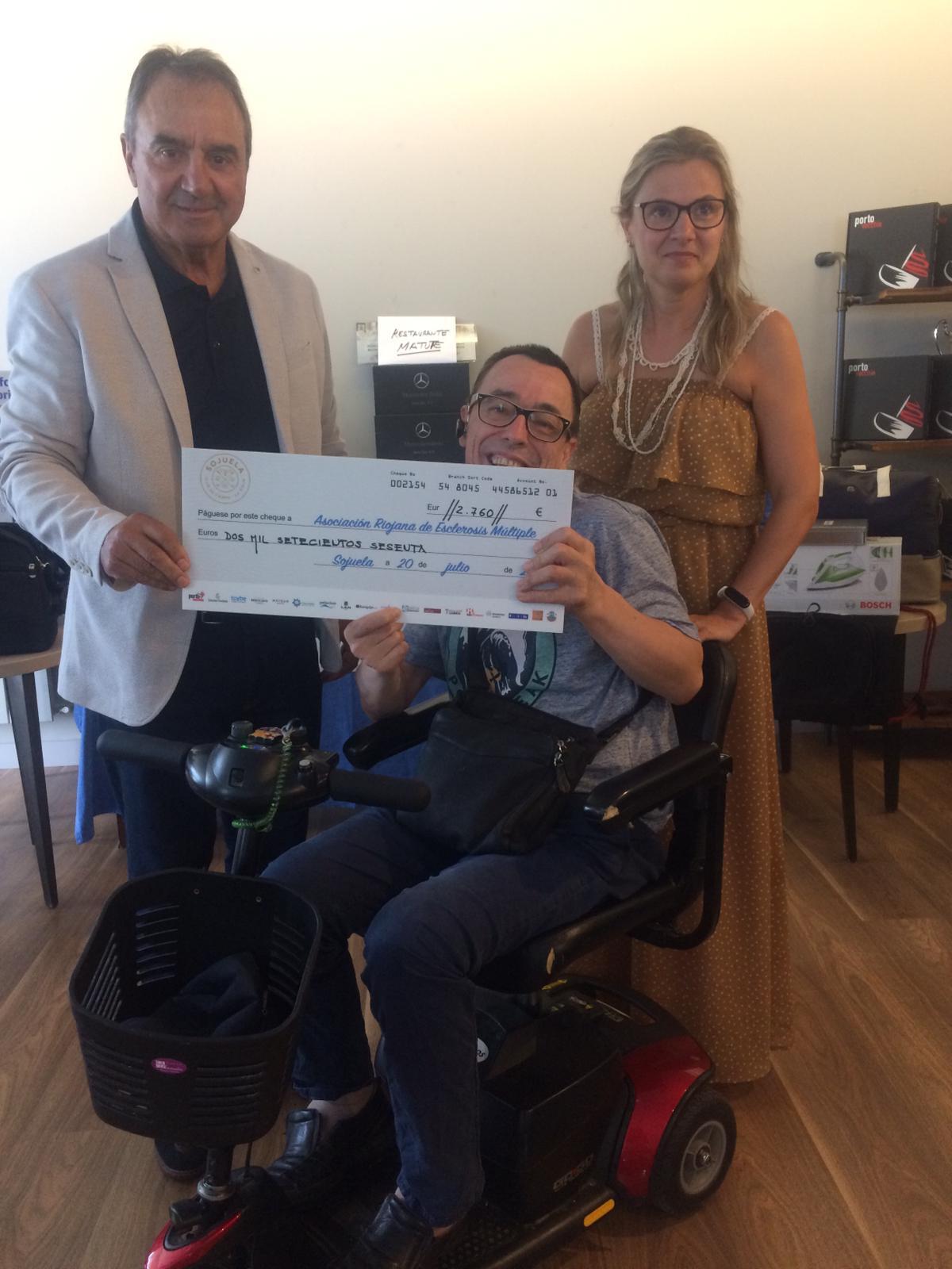 VII Torneo de Golg a beneficio de ARDEM – recaudacion