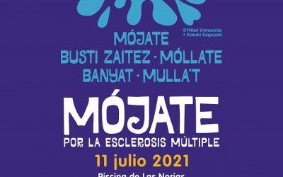 Campaña Mojate 11 julio 2021
