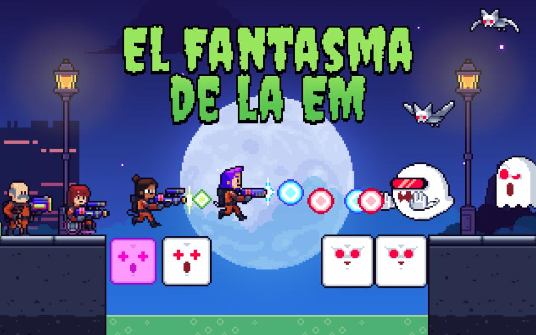 ¡Tienes que jugar a #ElFantasmadelaEM!